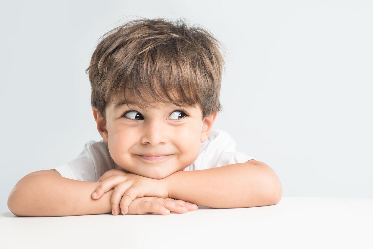 صورة طفلي يكذب ماذا أفعل؟!