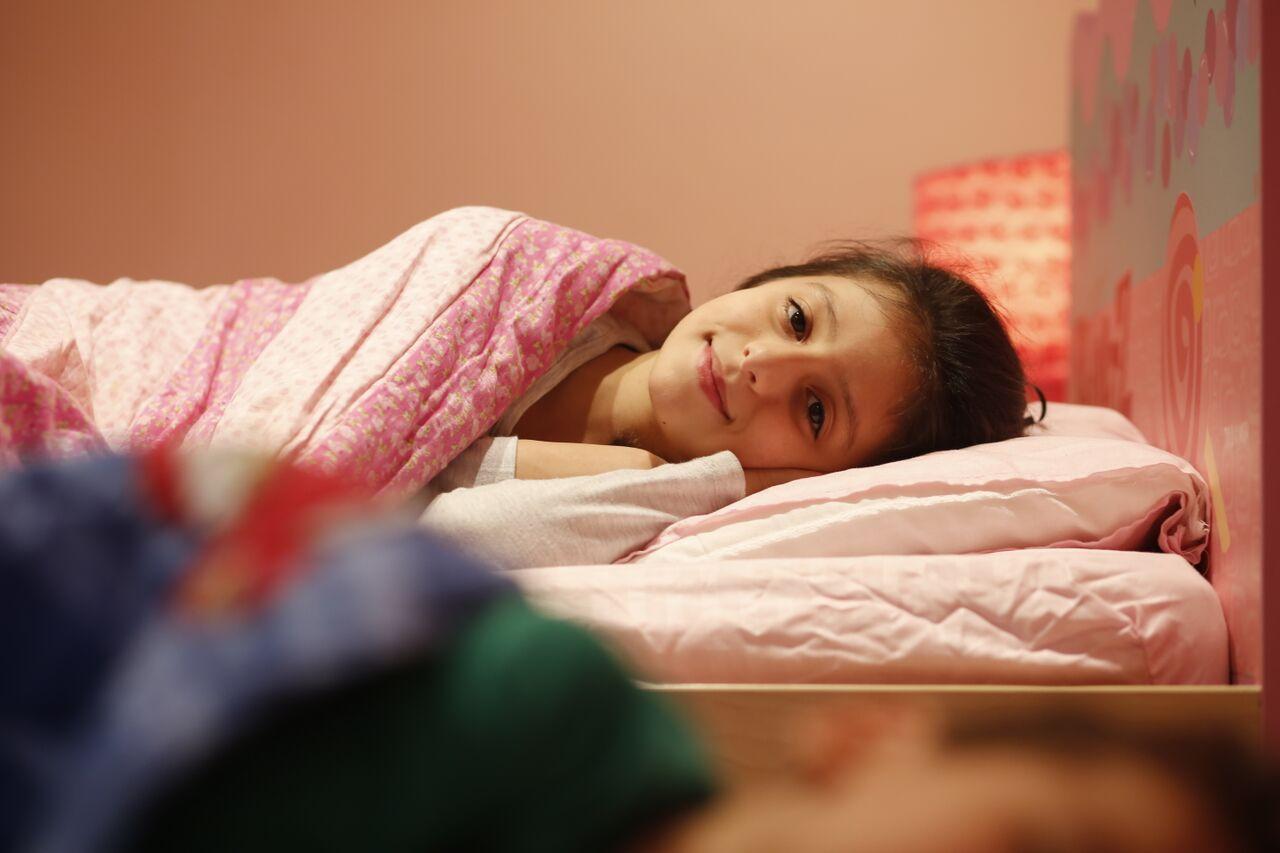 صورة مهارات أساسية حول نوم الأطفال..